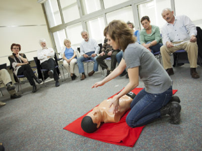Your First Aid Team Course - Provide Basic First Aid – HLTAID002